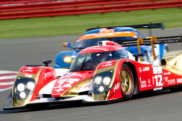 10th/11th&12th September 2011Silverstone, Northants.Jani / Prost 1(#12 Rebellion Racing Lola B10/60 CoupŽ - Toyota. Action.Image Copyright Malcolm Griffiths/LATDigital Image _H0Y0891 jpg