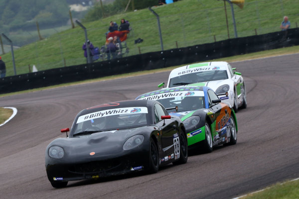 2017 Ginetta GT5 Championship Thruxton, 6th-7th May 2017,  Matt Palmer Ginetta G40 World copyright. JEP/LAT Images