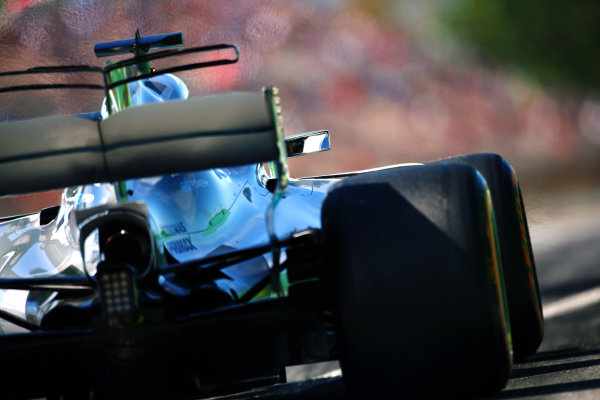 Circuit de Catalunya, Barcelona, Spain. Saturday 13 May 2017. Lewis Hamilton, Mercedes F1 W08 EQ Power+. World Copyright: Charles Coates/LAT Images ref: Digital Image DJ5R7360