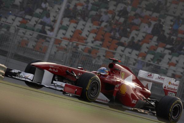 Fernando Alonso, Ferrari 150° Italia.
