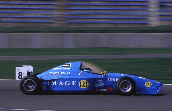 Silverstone, England. 22-23/3/2000. Fabrice Walfisch, Team Astromega. World Copyright: LAT Photographic.