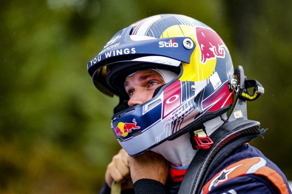 Andreas Mikkelsen, Hyundai Motorsport, Hyundai i20 Coupé WRC 2018,