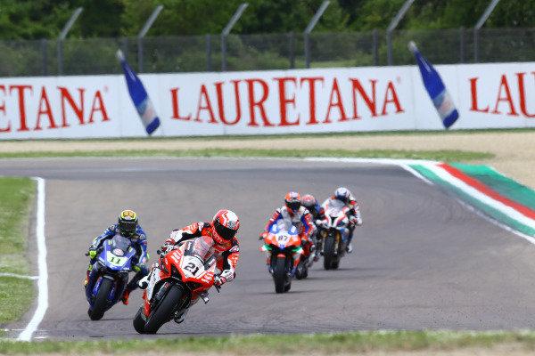 Michael Ruben Rinaldi, Barni Racing Team, Sandro Cortese, GRT Yamaha WorldSBK.