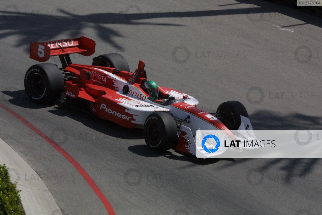 2001 CART Toyota Grand Prix of Long Beach, 6-8 April, 2001, Streets of Long Beach, CA, USATora Takagi-2001,Phil Abbott, USALAT Photographic