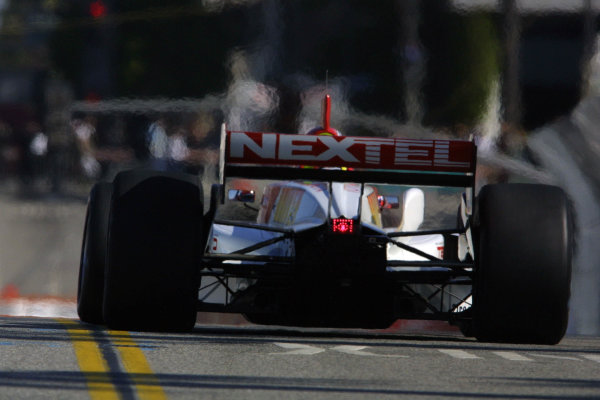 2001 CART Toyota Grand Prix of Long Beach, 6-8 April, 2001, Streets of Long Beach, CA, USAMauricio Gugelmin-2001,Phil Abbott, USALAT Photographic