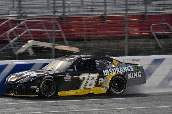 #78: Josh Bilicki, B.J. McLeod Motorsports, Toyota Supra Gravely