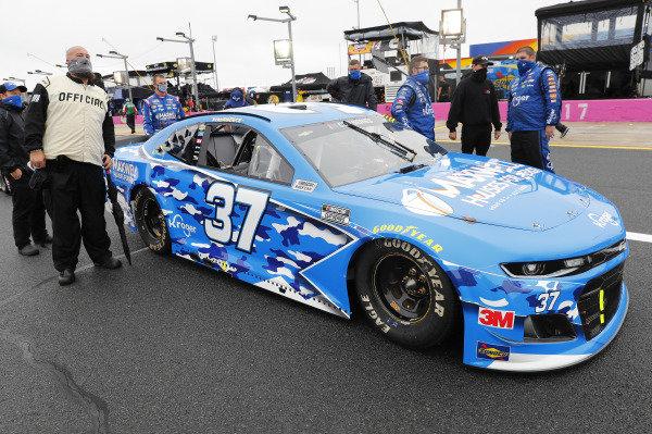 #37: Ryan Preece, JTG Daugherty Racing, Chevrolet Camaro Maxwell Houses for Heroes