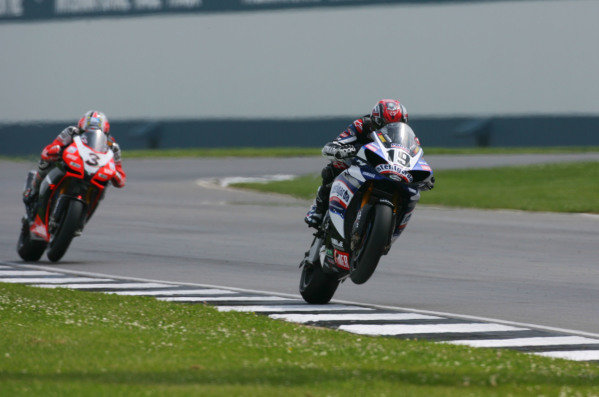 Donington Park, UK. 27th - 28th June 2009. 