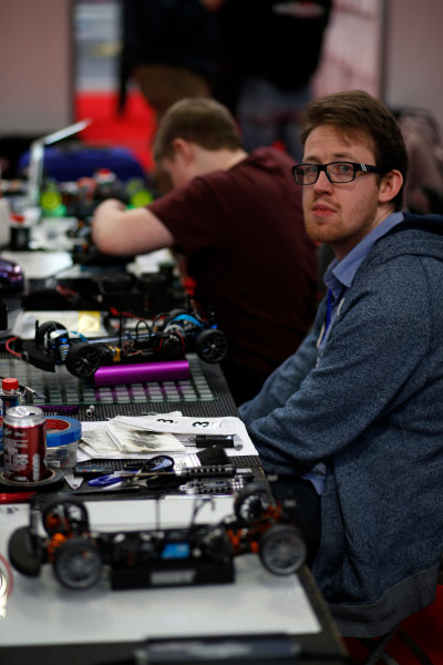 Autosport International Show NEC, Birmingham.  Sunday 12 January 2014. Festival Hall. World Copyright:Sam Bloxham/LAT Photographic ref: Digital Image _SBL2704