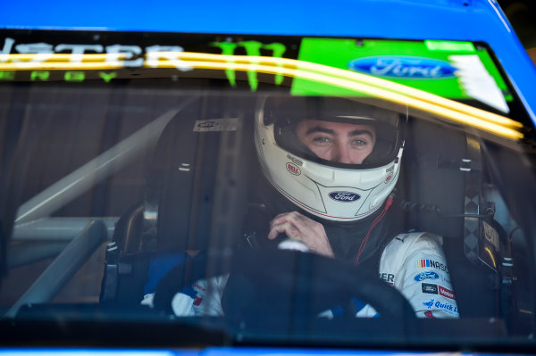 Monster Energy NASCAR Cup Series Can-Am 500 Phoenix Raceway, Avondale, AZ USA Friday 10 November 2017 Ryan Blaney, Wood Brothers Racing, SKF / Quick Lane Tire & Auto Center Ford Fusion World Copyright: Logan Whitton LAT Images