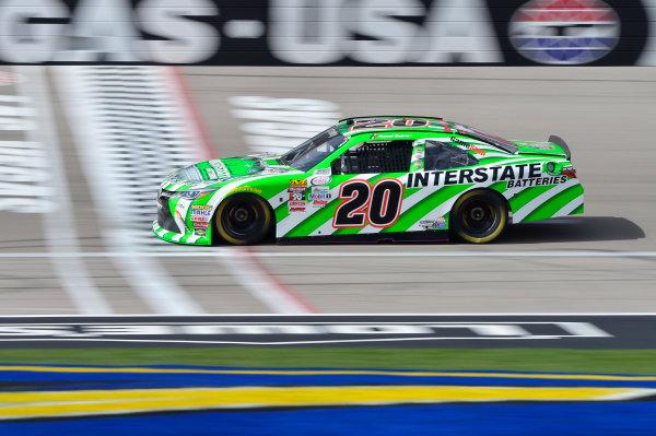 2017 NASCAR Xfinity Series - Boyd Gaming 300 Las Vegas Motor Speedway - Las Vegas, NV USA Friday 10 March 2017 Daniel Suarez, Interstate Batteries Toyota Camry World Copyright: John K Harrelson / LAT Images ref: Digital Image 17LAS1jh_00596