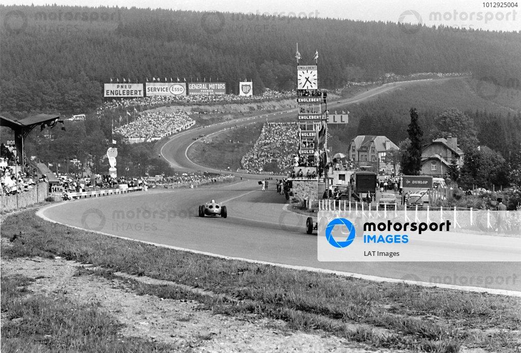 1962 Belgian Grand Prix.