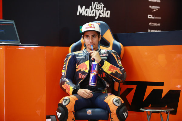 2017 Moto3 Championship - Round 11 Spielberg, Austria Friday 11 August 2017 Niccolo Antonelli, Red Bull KTM Ajo World Copyright: Gold and Goose / LAT Images ref: Digital Image 685543