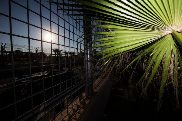 2016/2017 FIA Formula E Championship. Marrakesh ePrix, Circuit International Automobile Moulay El Hassan, Marrakesh, Morocco. Ma Qing Hau (CHN), Techeetah, Spark-Renault, Renault Z.E 16.  Saturday 12 November 2016. Photo: Sam Bloxham/LAT/Formula E ref: Digital Image _SLA7090