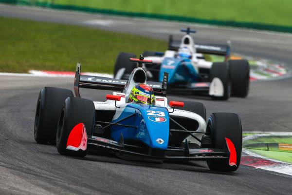 MONZA (ITA) Sept 30-Okt 2-2016 - International GT Open, Euro Formula Open and Formula V8 series 2016 at Autodromo di Monza. Matthieu Vaxiviere #23 SMP Racing. Action. © 2016 Diederik van der Laan  / Dutch Photo Agency / LAT Photographic