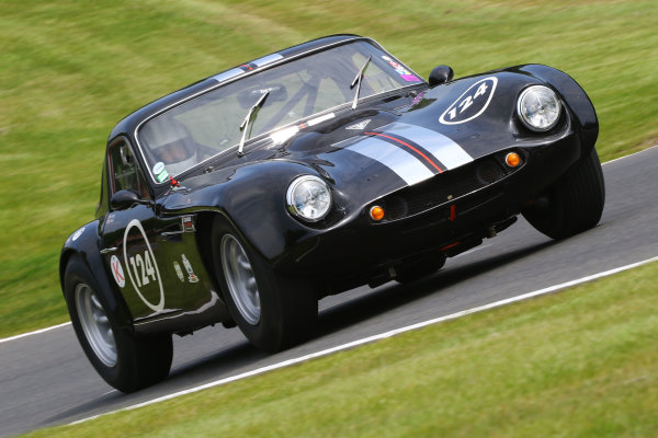 2016 Innes Ireland Cup & 50s Sports Cars inc XK Challenge Oulton Park, Cheshire. 28th May 2016, Dod/Dod TVR Griffith 400 World copyright. Ebrey/LAT Photograhic
