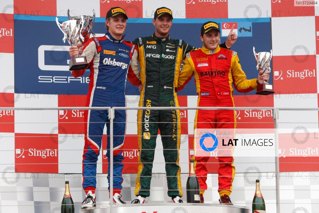 2012 GP2 Series. Round 12.