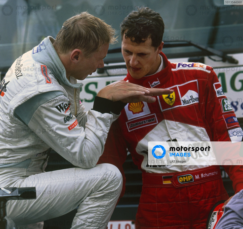 2000 Belgian Grand Prix.