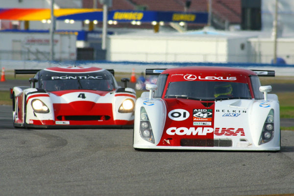 January 7-9, 2005, Daytona International Speedway 