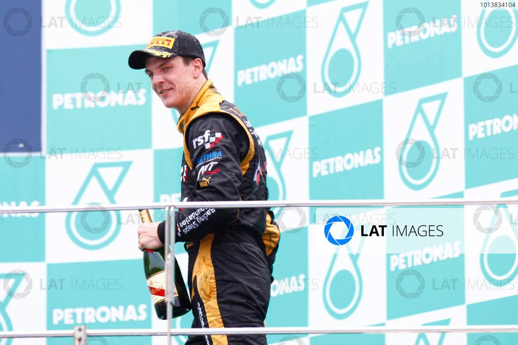 2012 GP2 Series. Round 1.