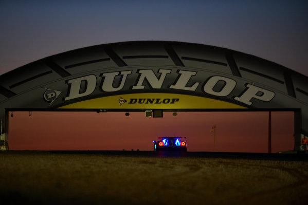 2017 Le Mans 24 Hours Circuit de la Sarthe, Le Mans, France. Sunday 18 June 2017 #67 Ford Chip Ganassi Racing Ford GT: Andy Priaulx, Harry Tincknell, Pipo Derani World Copyright: Rainier Ehrhardt/LAT Images ref: Digital Image DSC_4454