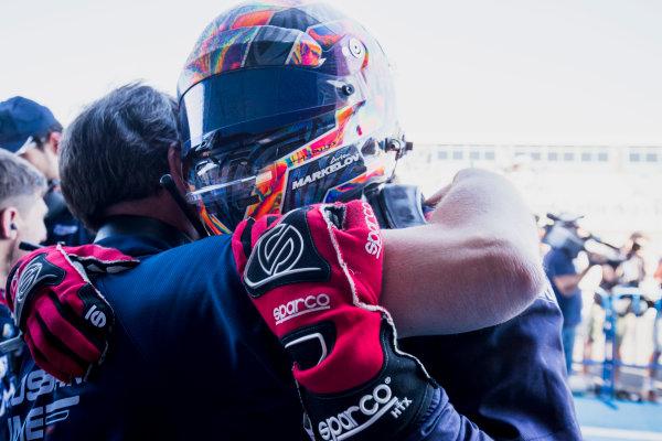 2017 FIA Formula 2 Round 10. Circuito de Jerez, Jerez, Spain. Sunday 8 October 2017. Artem Markelov (RUS, RUSSIAN TIME).  Photo: Zak Mauger/FIA Formula 2. ref: Digital Image _56I7902