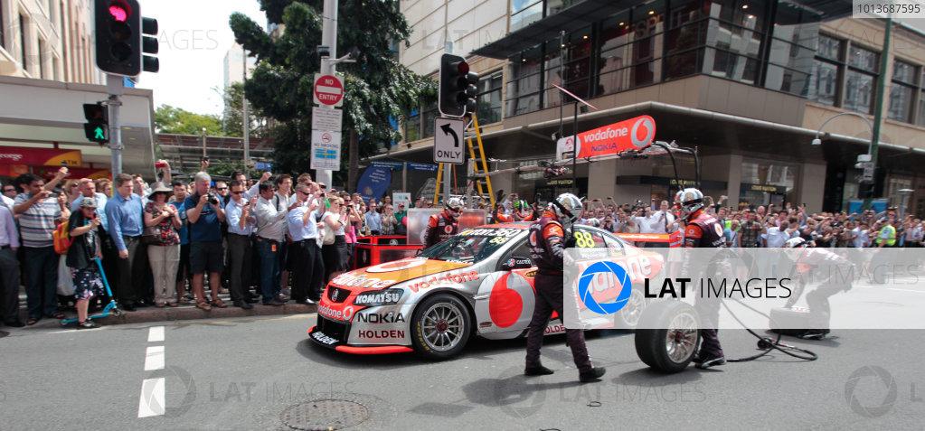 2011 Australian V8 Supercar Championship Photo | Motorsport Images