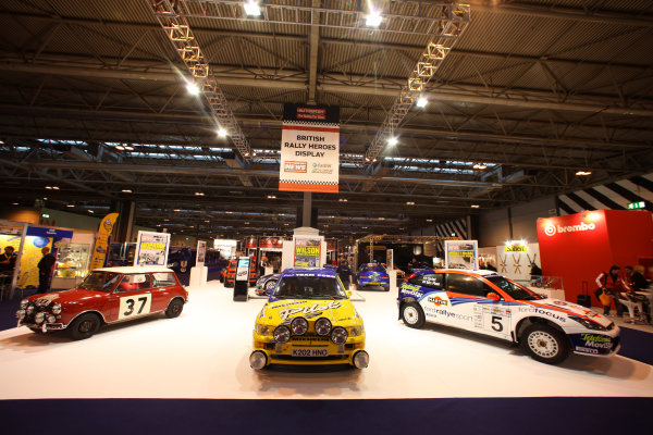 NEC, Birmingham. 