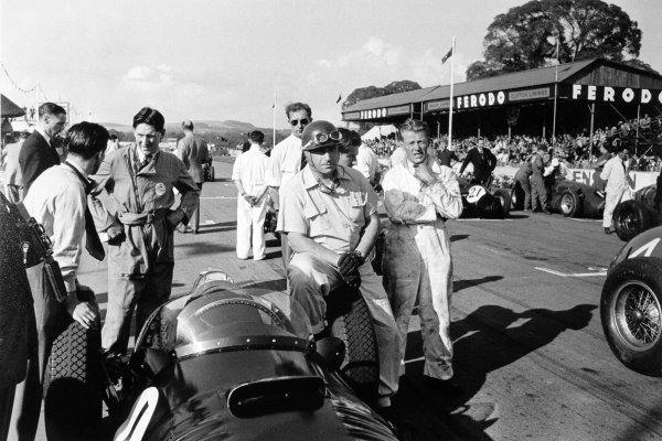 1953 Chichester Cup.