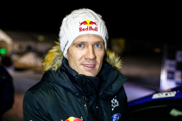 2017 FIA World Rally Championship, Round 02, Rally Sweden, February 09-12, 2017, Sebastien Ogier, Ford, Portrait, Worldwide Copyright: McKlein/LAT