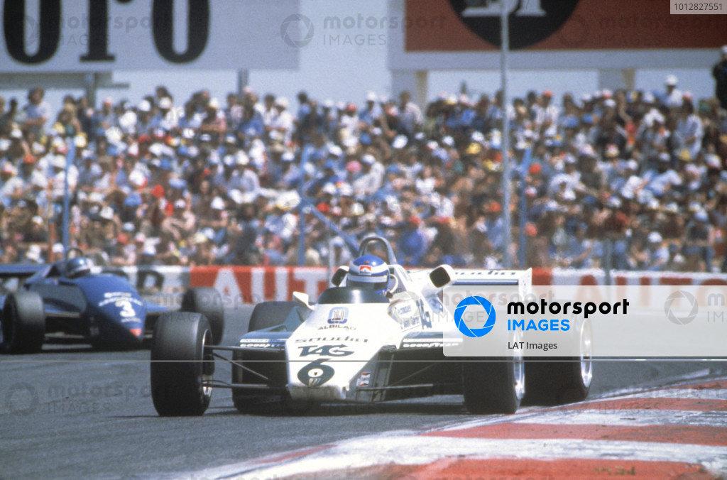 1982 French Grand Prix.