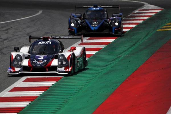 2017  European Le Mans Series, Red Bull Ring, 21st-23rd July 2017, #2 John Falb (USA) / Sean Rayhall (USA) - UNITED AUTOSPORTS - Ligier JS P3 ? Nissan World Copyright. JEP/LAT Images