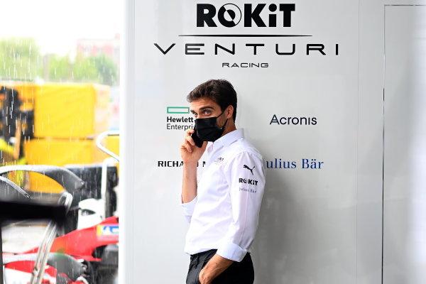 Jerome d'Ambrosio, Deputy Team Principal, Venturi Racing