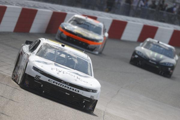 #16: A.J. Allmendinger, Kaulig Racing, Chevrolet Camaro Hyperice