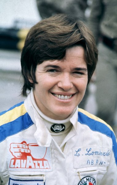 1976 Brazilian Grand Prix.Interlagos, Sao Paulo, Brazil.23-25 January 1976.Lella Lombardi (Lavazza March).World Copyright - LAT Photographic