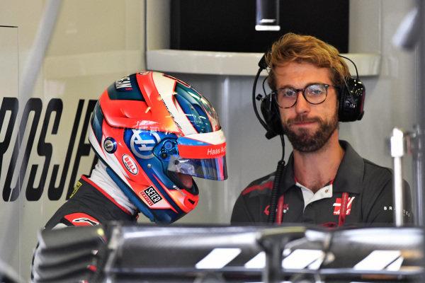 Romain Grosjean (FRA) Haas F1