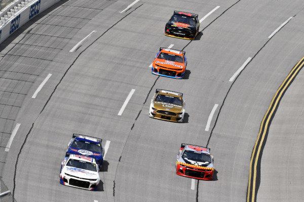 #15: J.J. Yeley, Rick Ware Racing, Chevrolet Camaro Arrowhead Brass