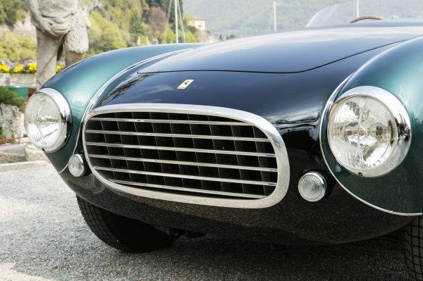 Ferrari 212 Export Vignale Spyder.