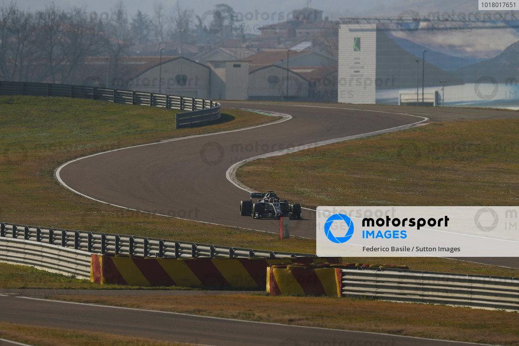 Alfa Romeo Fiorano shakedown