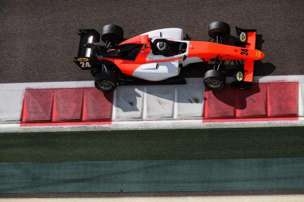 Ye Yifei (CHN, MP Motorsport)