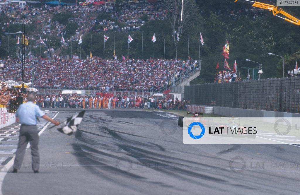 1990 San Marino Grand Prix.