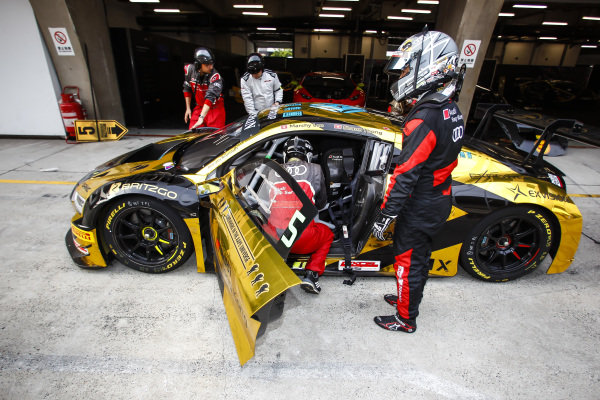 Marchy Lee Shaun / Thong Wei Fung,  Audi Hong Kong, at Blancpain GT Series Asia, Rd9 and Rd10, Shanghai, China, 23-24 September 2017.