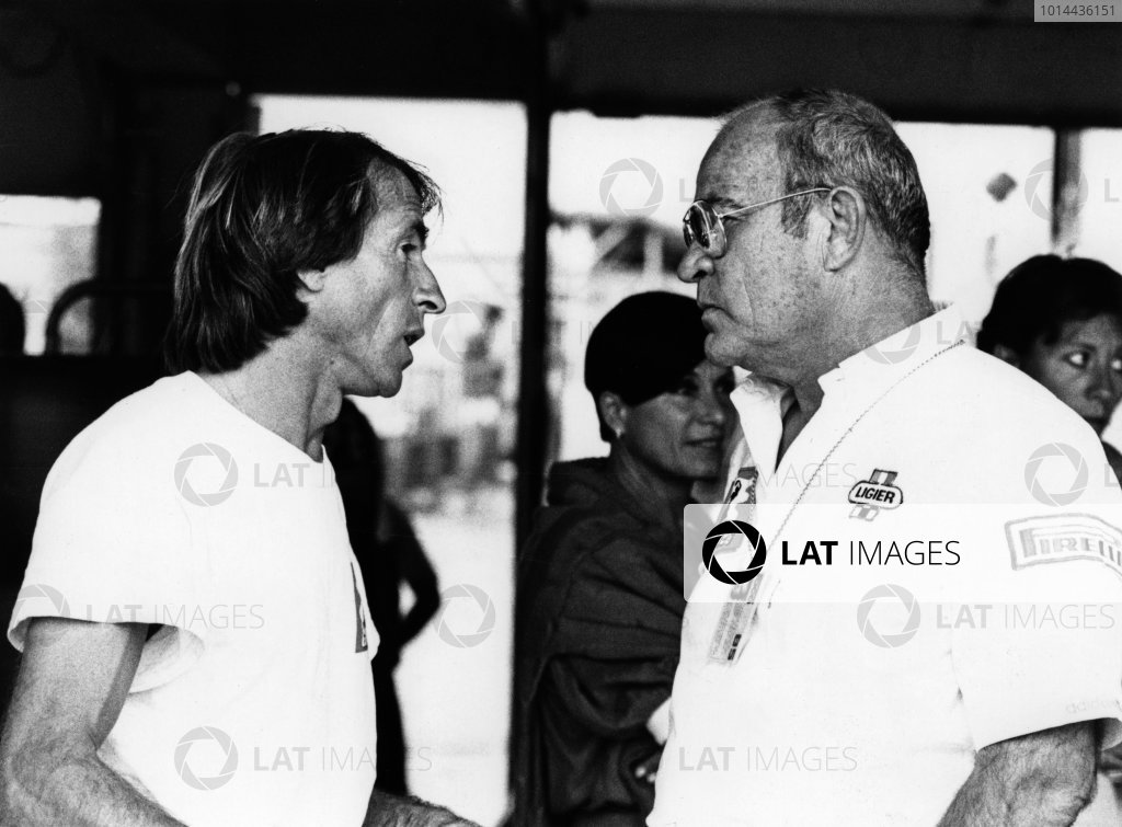 1986 Formula One World Championship.