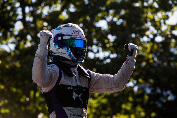 2015 Formula E  Buenos Aires e-Prix, Argentina Saturday 6 February 2016. Sam Bird (GBR), DS Virgin Racing DSV-01  Photo: Sam Bloxham/FIA Formula E/LAT ref: Digital Image _SBL1048