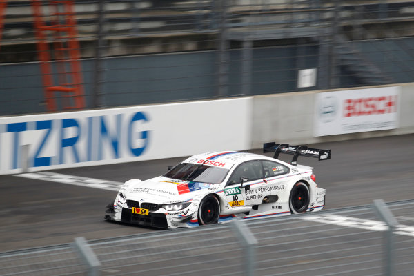 2014 DTM Championship Round 8 - Lausitzring, Germany 12th - 14th September 2014 Martin Tomczyk (GER) BMW Team Schnitzer BMW M4 DTM World Copyright: XPB Images / LAT Photographic  ref: Digital Image 3295560_HiRes
