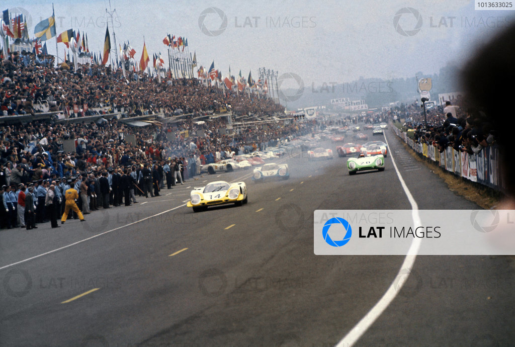 1969 Le Mans 24 hours.