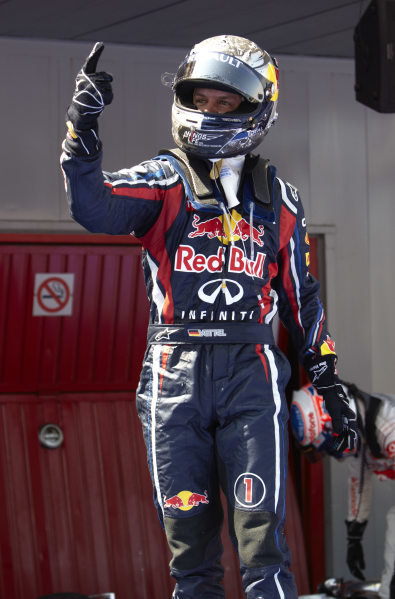Circuit de Catalunya, Barcelona, Spain