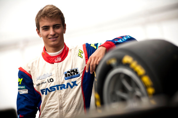 Round 5. Nurburgring, Germany. 21st July 2011.Thursday Preview. Nico Muller, (SUI, Jenzer Motorsport) winner of race 7 at round 4 in Silverstone. Portrait. Photo: Drew Gibson/GP3 Media Service.  ref: Digital Image _Y2Z3768