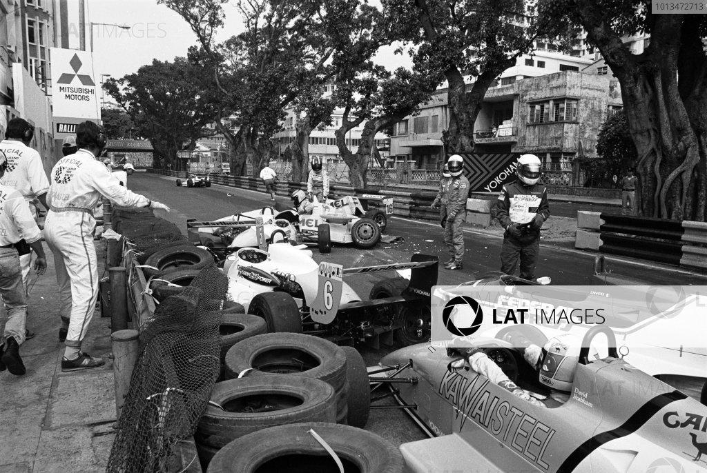 1989 Macau Formula Three Grand Prix.