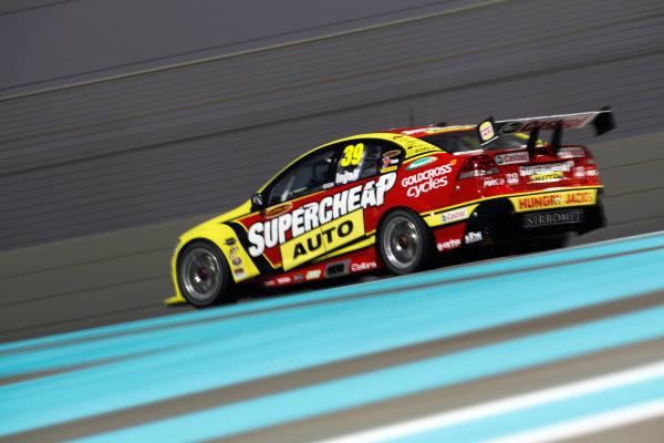 YAS Marina Circuit, Abu Dhabi. 10th -  12h February 2011. Russell Ingall, (Nemo Racing Pty Ltd).  Action.  World Copyright: Drew Gibson/LAT Photographicref: Digital Image DG5D7064